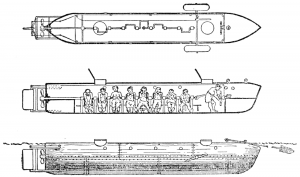 PSM_V58_D167_Confederate_submarine_which_sank_the_housatonic.png